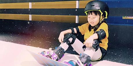 【四店通用·提供免费雪具】3D滑雪新体验!29.9元享门市价300元【雪之道室内滑雪】单人票滑雪30分钟!教练指导+滑雪~
